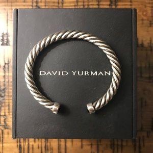 David Yurman Men's 6mm Black Onyx Bracelet